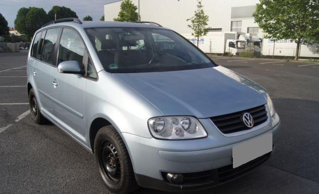 VW Touran 1.9 TDI, снимка 1