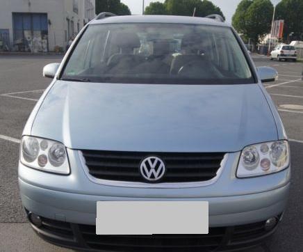 VW Touran 1.9 TDI, снимка 2