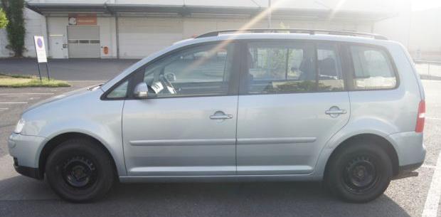VW Touran 1.9 TDI, снимка 5