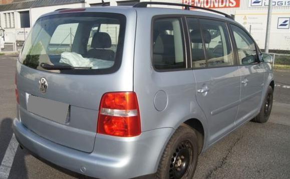 VW Touran 1.9 TDI, снимка 6