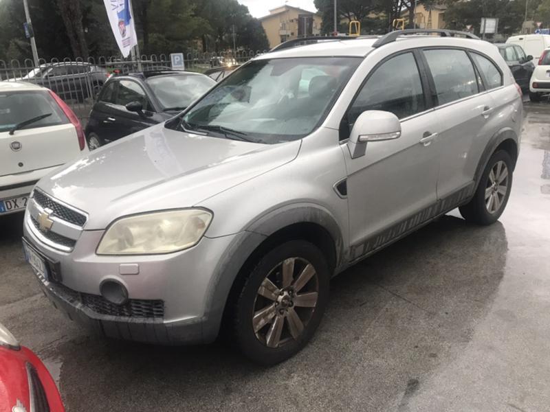 Chevrolet Captiva 2.0VCDI