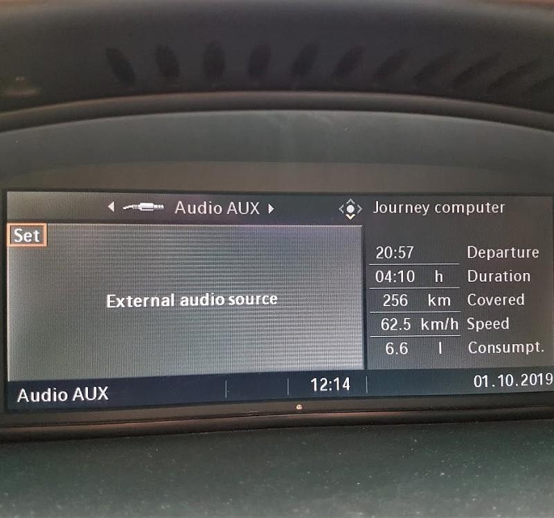BMW AUX Bluetooth аудио модул за БМВ E60 E61 Е63 Е64 E90 E91 E92 E93 АУКС Блутут