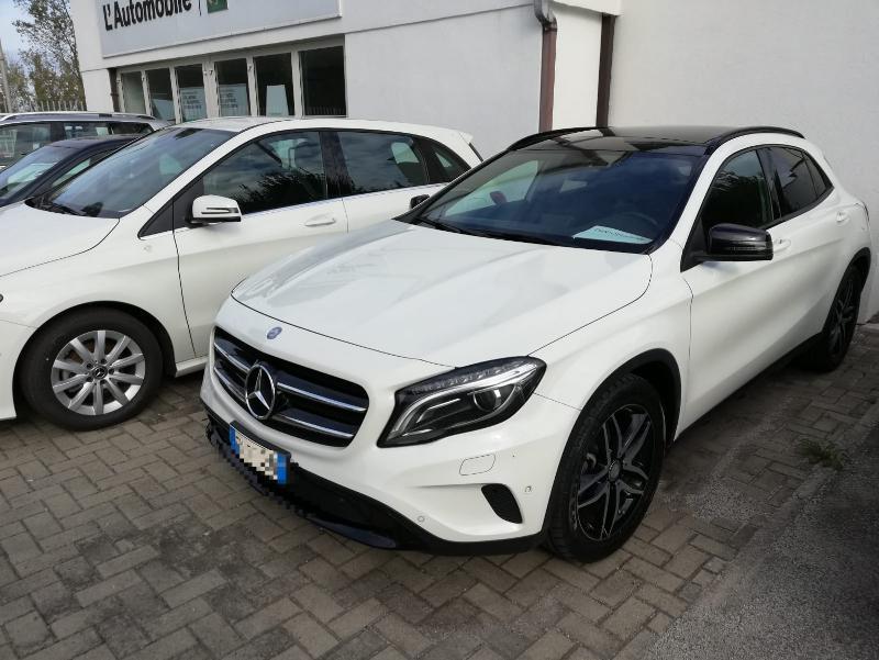 Mercedes-Benz GLA 200 ЗА ЧАСТИ