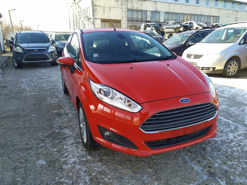 Ford Fiesta 1,5 дизел