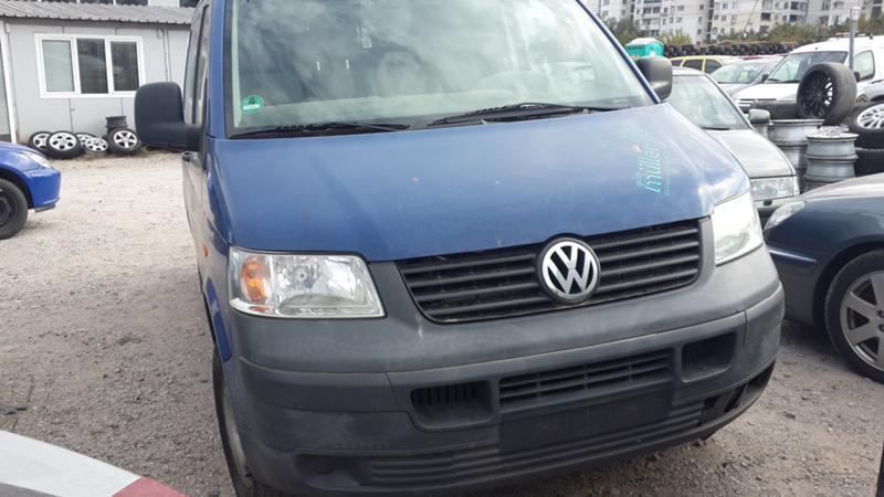 VW Transporter 1.9TDI