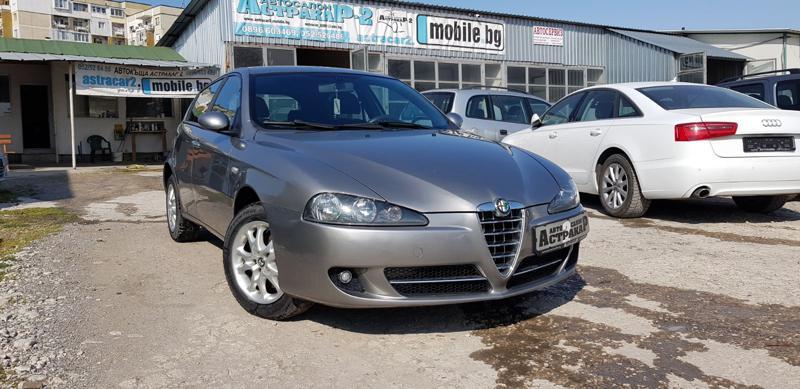 Alfa Romeo 147 1.6-16v