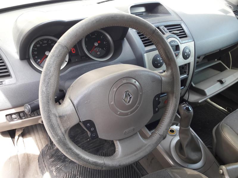 Renault Megane 1.5dci и1.9-120 dci