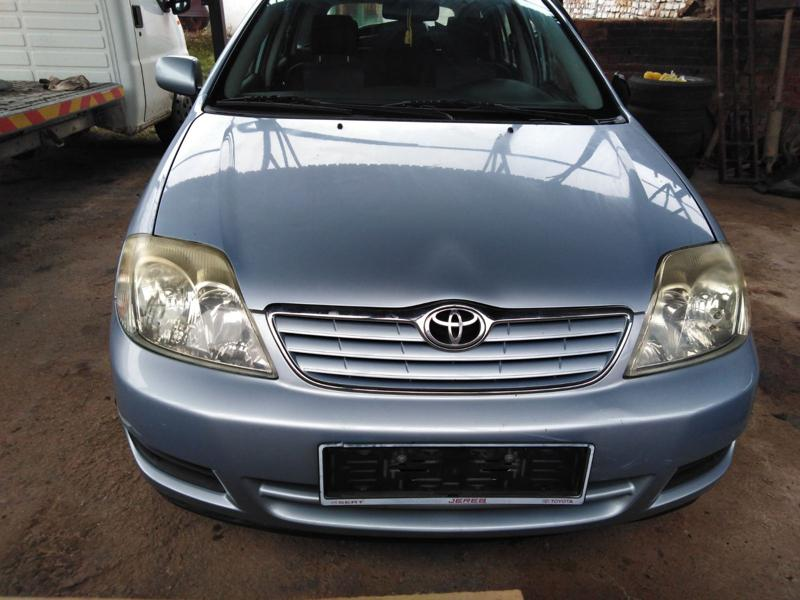Toyota Corolla 1,4/D4D/Отлична