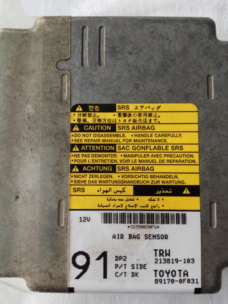 Електрическа система за Toyota Corolla verso