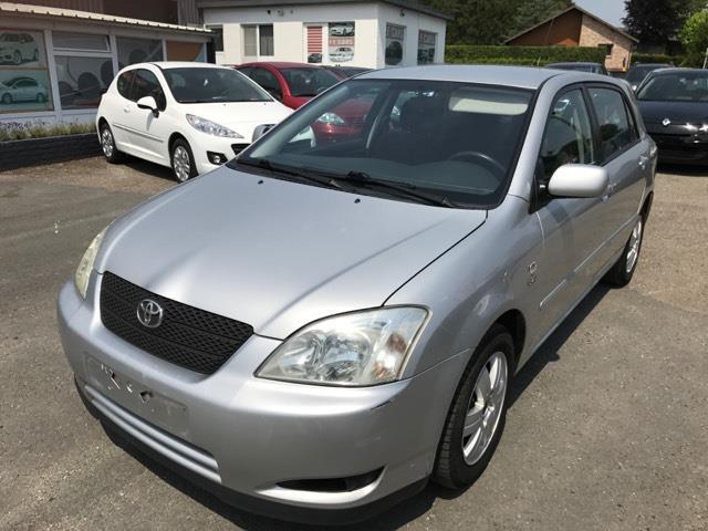 Toyota Corolla 2,0 d4d 116ks