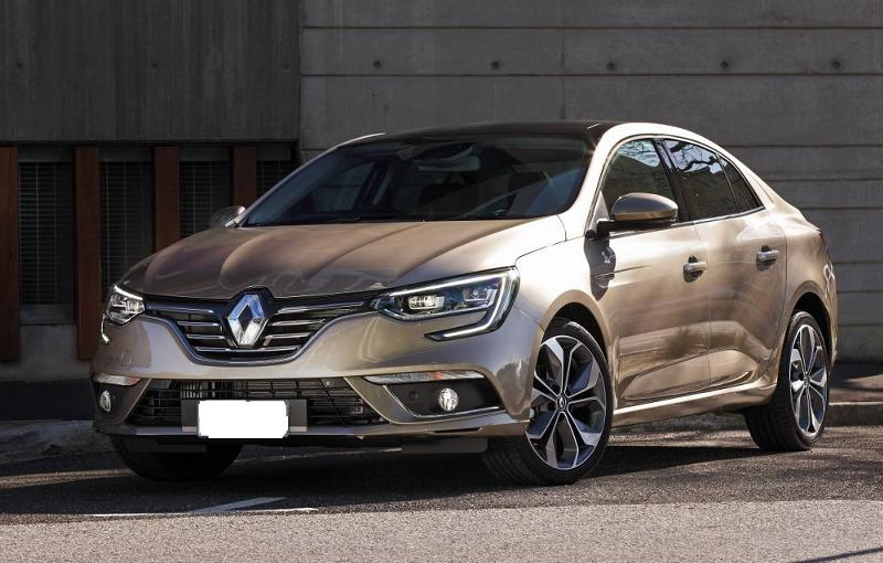 Renault Megane 1.2;1,4