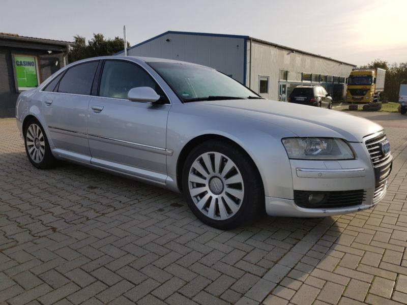Audi A8 4.2 TDI НА ЧАСТИ