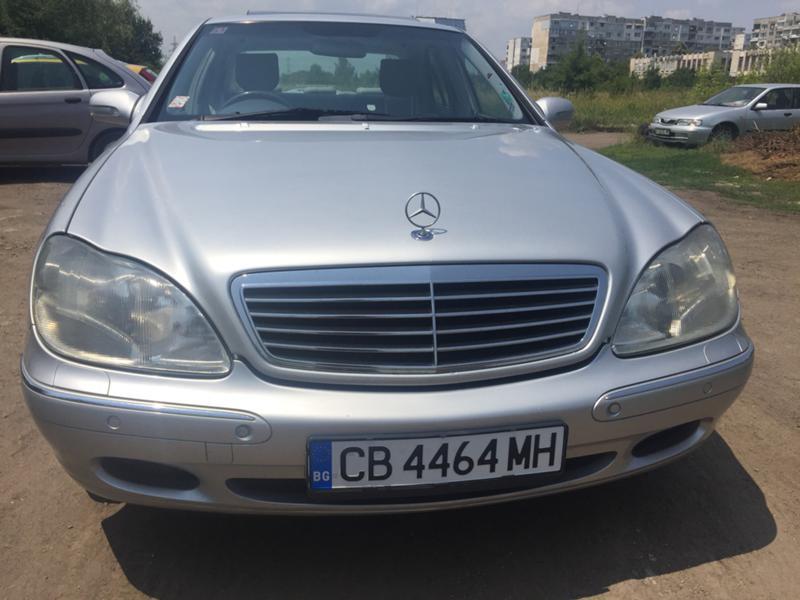 Mercedes-Benz S 320 3,2