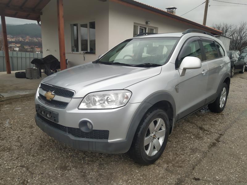 Chevrolet Captiva 2.0 дизел