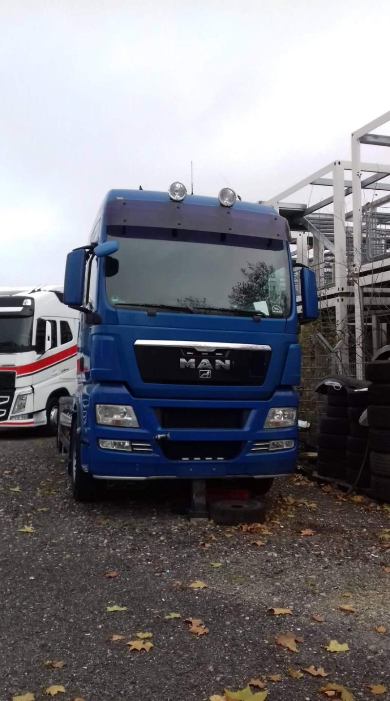 Man Tgx 440 Евро 5  10 броя, снимка 9