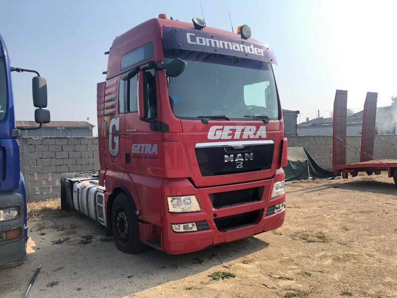 Man Tgx 440 Евро 5  10 броя