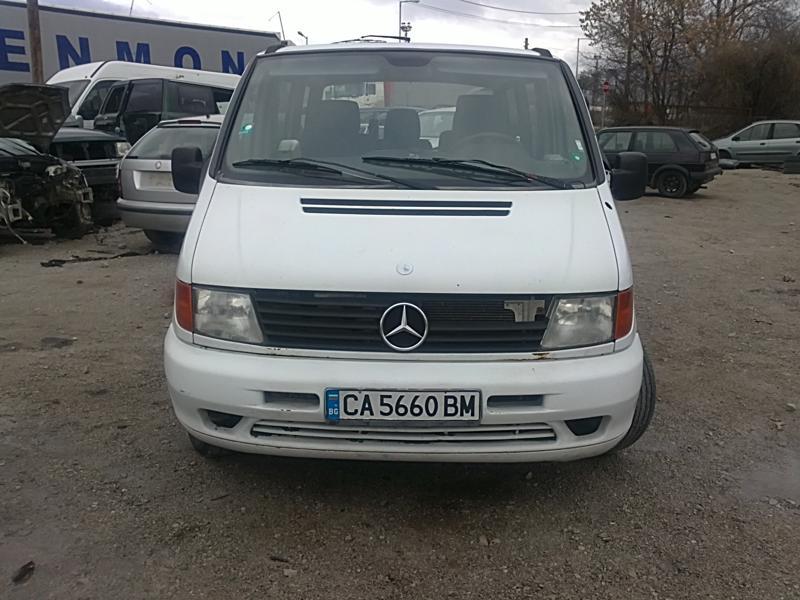 Mercedes-Benz Vito 2.3  НА ЧАСТИ