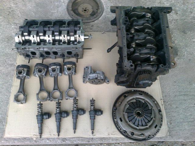 Двигател за VW Golf