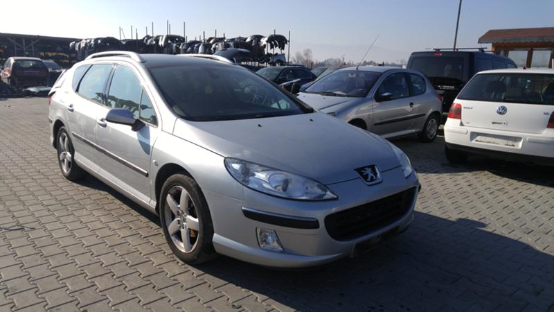 Peugeot 407 2.0 HDI/136hp