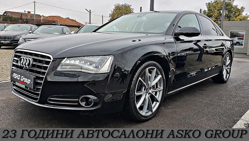 Audi A8 4.2TDI*LED*DISTRON*ПОДГРЕВ/ОБД*360KAMERA*VAKUM*LIZ