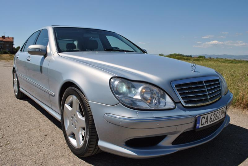 Mercedes-Benz S 600 AMG Bi-turbo!, снимка 1