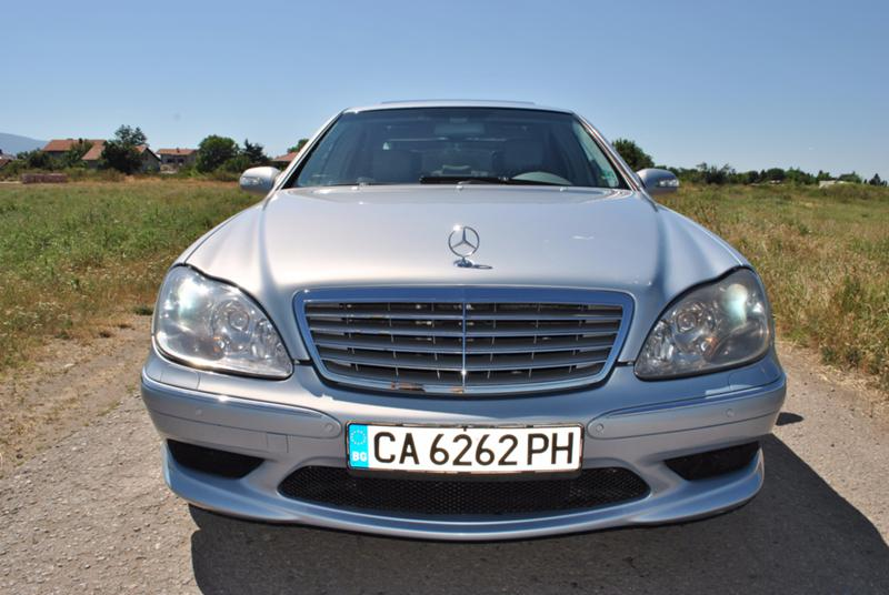 Mercedes-Benz S 600 AMG Bi-turbo!, снимка 2