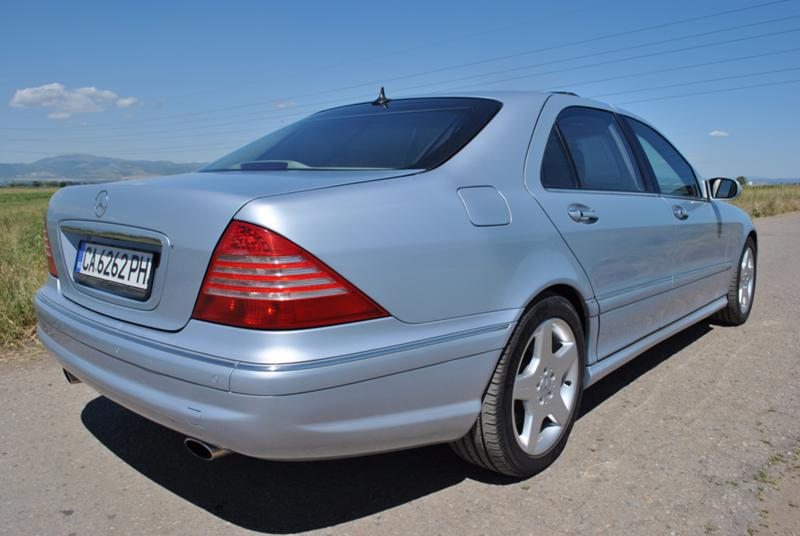 Mercedes-Benz S 600 AMG Bi-turbo!, снимка 6