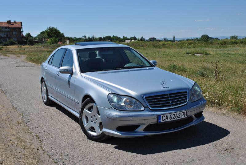 Mercedes-Benz S 600 AMG Bi-turbo!, снимка 9