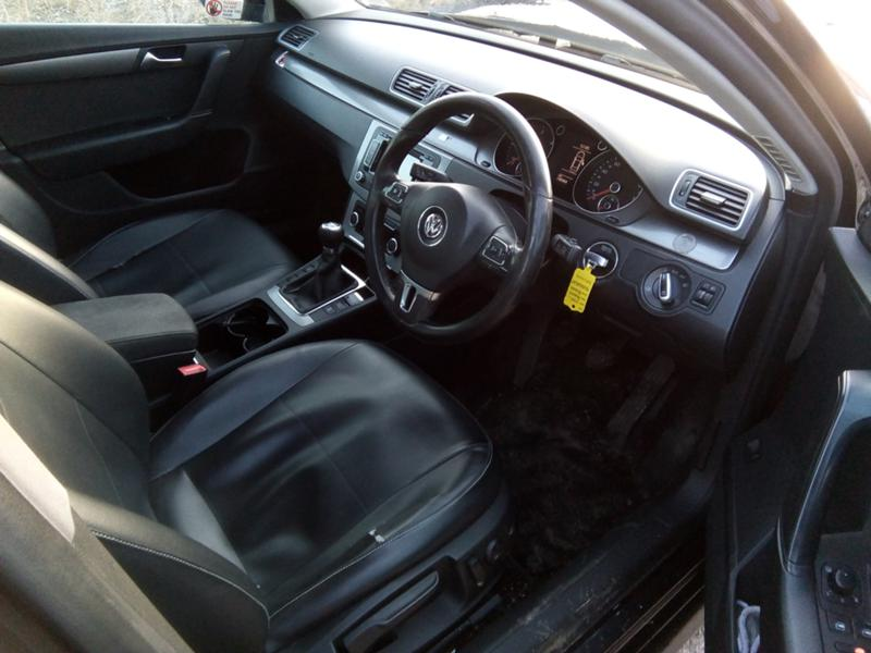 VW Passat 2.0TDI-НА ЧАСТИ, снимка 9
