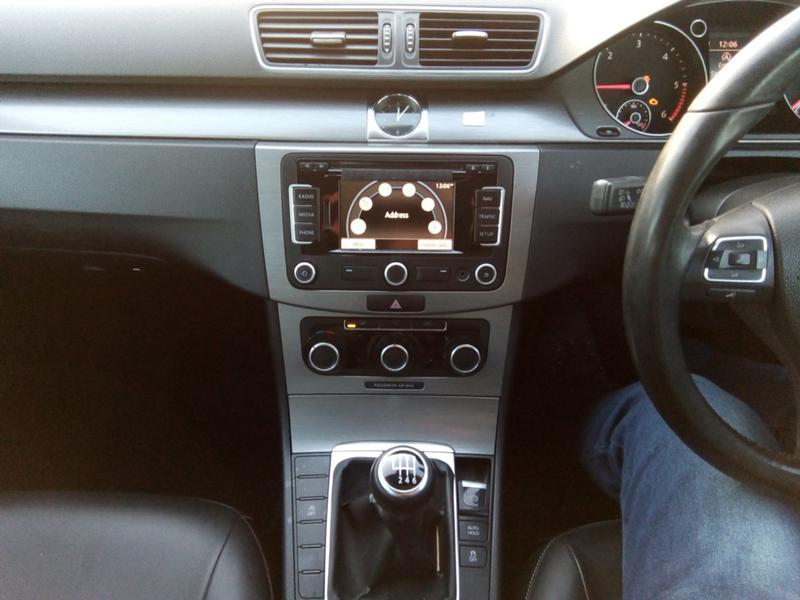 VW Passat 2.0TDI-НА ЧАСТИ, снимка 10