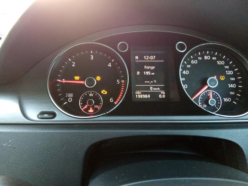VW Passat 2.0TDI-НА ЧАСТИ, снимка 12