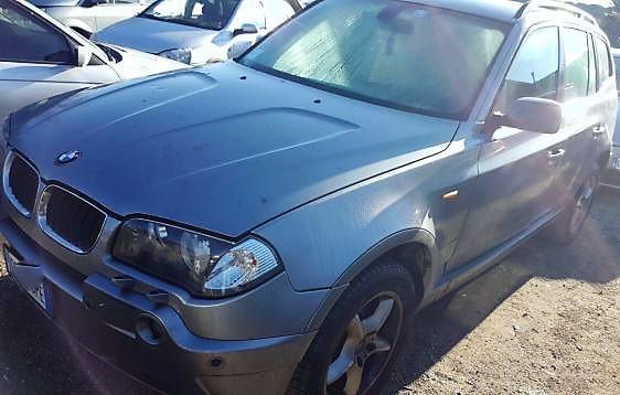 BMW X3 2,0d  150ks