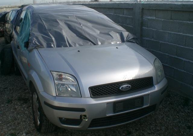 Ford Fusion 1.4-1.6tddi
