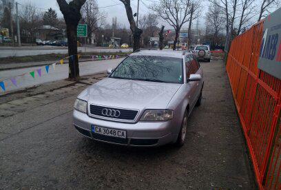 Audi A6 2,5и1,9tdi 1.8T