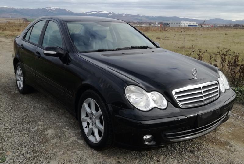 Mercedes-Benz C 220 CDI/150kc, снимка 2