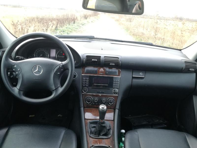 Mercedes-Benz C 220 CDI/150kc, снимка 5