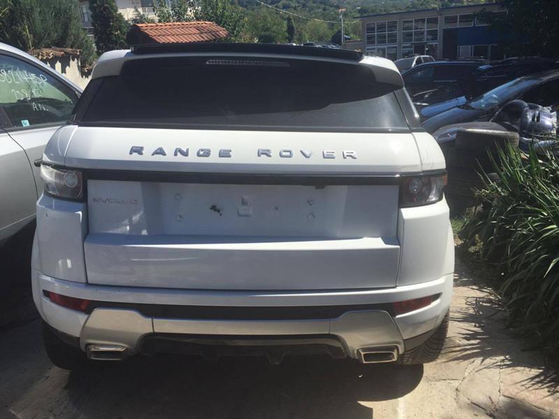 Land Rover Range Rover Evoque 2.2