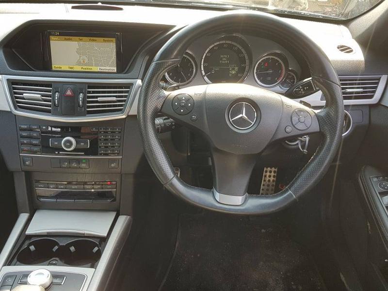 Mercedes-Benz E 250 combi AMG, снимка 8