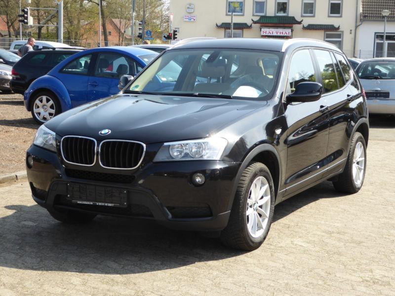 BMW X3 3.0\2.0