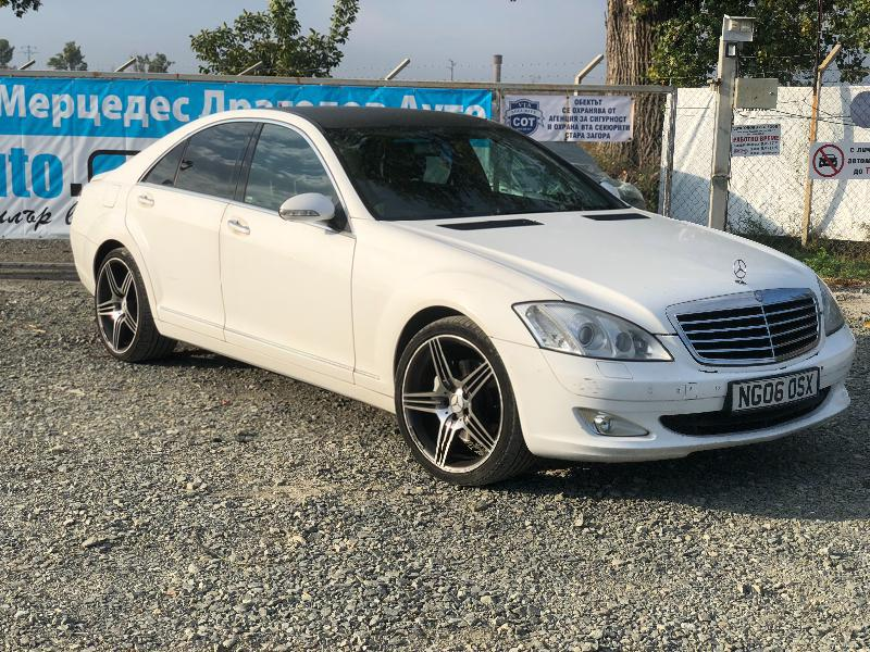 Mercedes-Benz S 320 7G tronic начасти