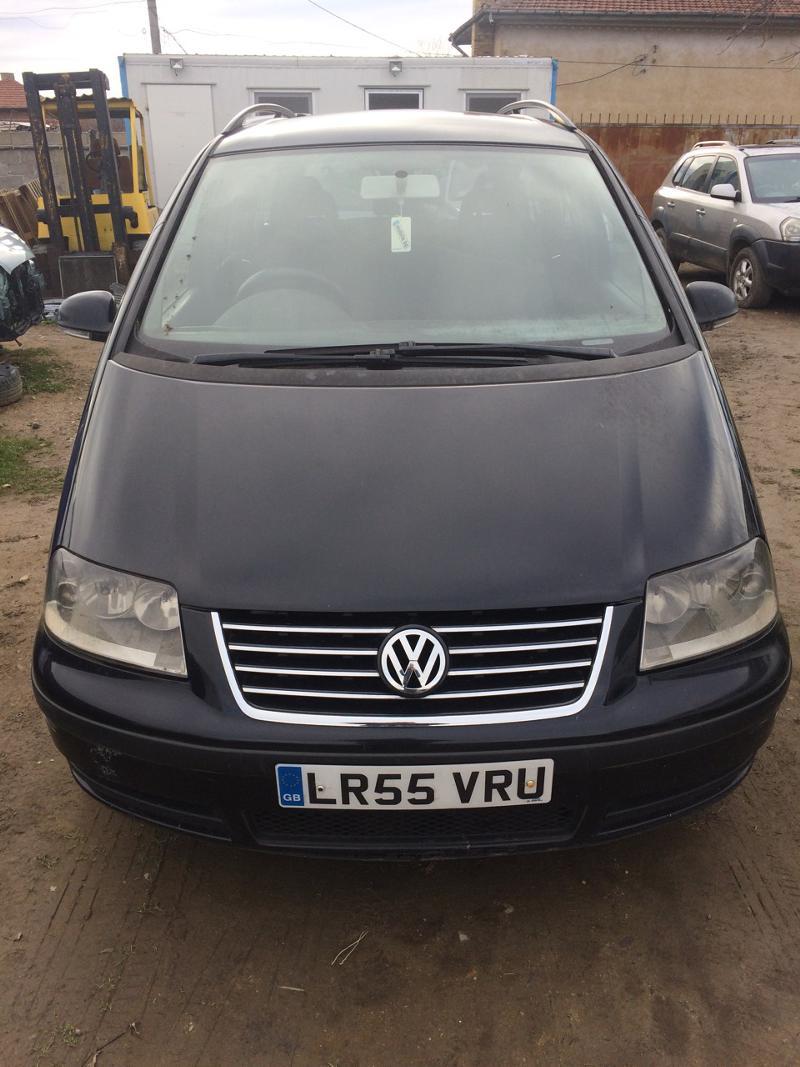 VW Sharan 1.9TDI