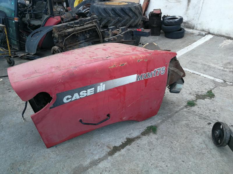 Трактор CASE IH МХМ 175 НА ЧАСТИ