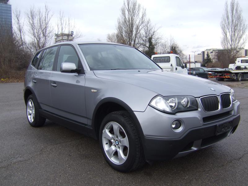 BMW X3 2,0d 177ks AUTOMATIC