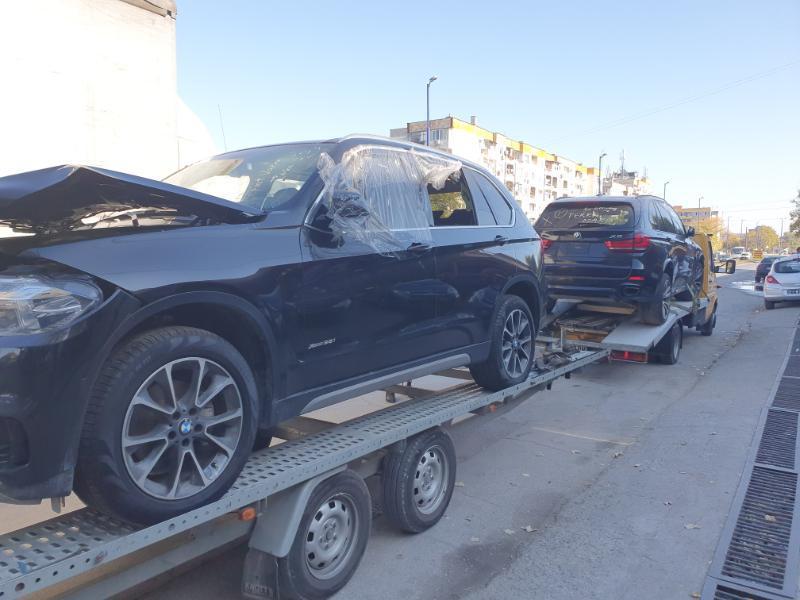 BMW X5 3.5 Benzin 5.0 benzin НА ЧАСТИ