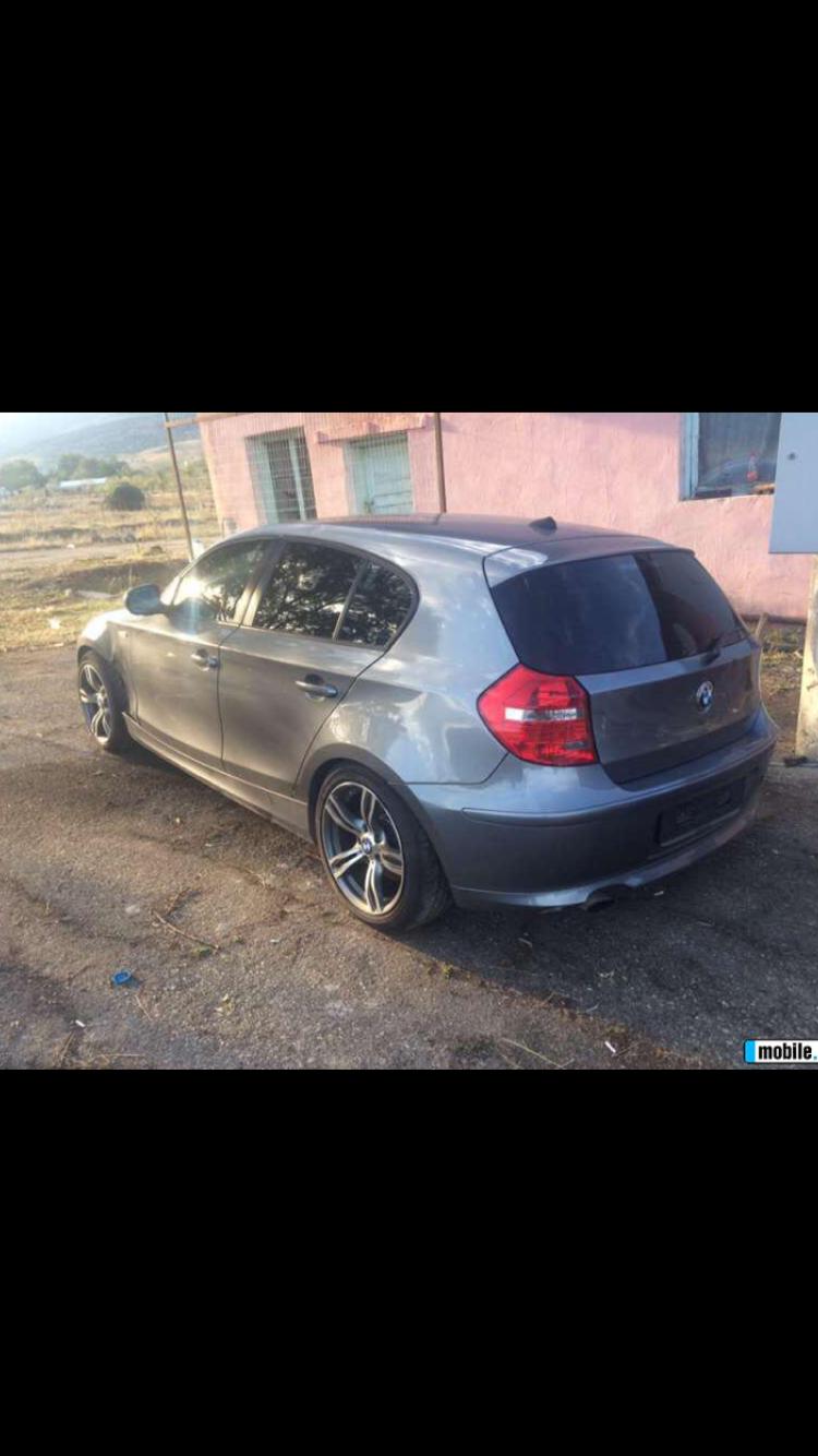 BMW 118 118d 143ks face