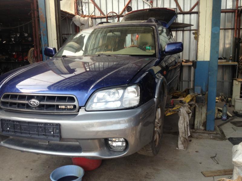 Subaru Outback 10-БРОЯ ЗА ЧАСТИ