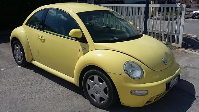 VW New beetle 2.0