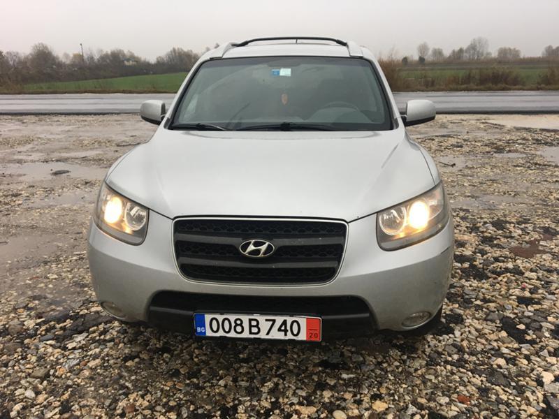 Hyundai Santa fe 4*4-2,2CRDI-155к.с