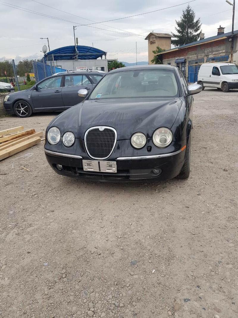 Рама и Каросерия за Jaguar S-type