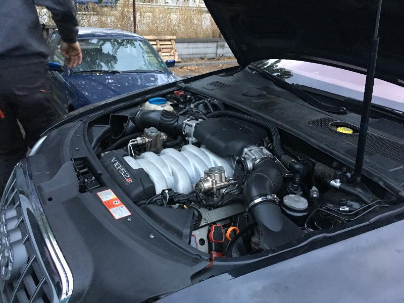 Audi S6 5.2 FSI V10 Carbon
